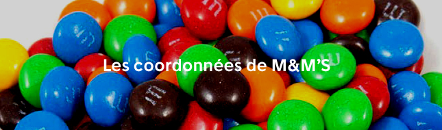 Contacter m&m's