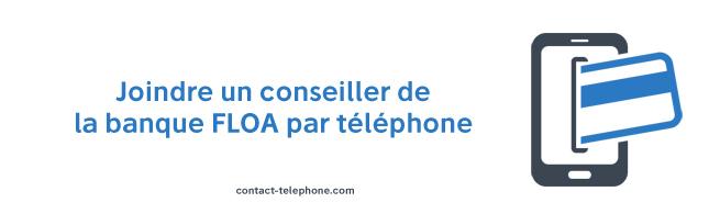 FLOA Bank contact par telephone