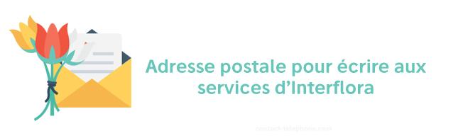 Interflora Adresse Telephone