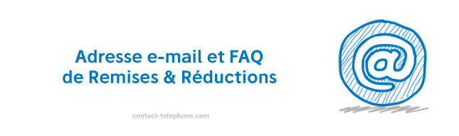 Mail Remises et reductions