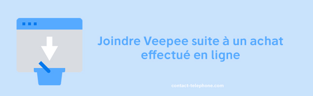 Service clients Veepee