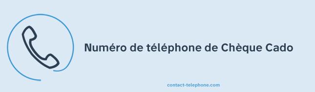Telephone Cheque Cado