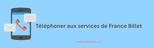 Telephone France Billet