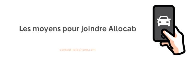 Allocab Contact