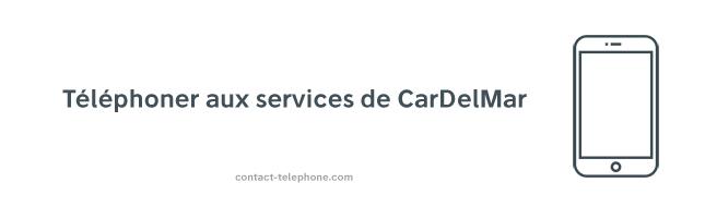 CarDelMar numero de téléphone