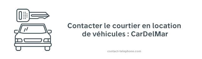 Contacter CarDelMar