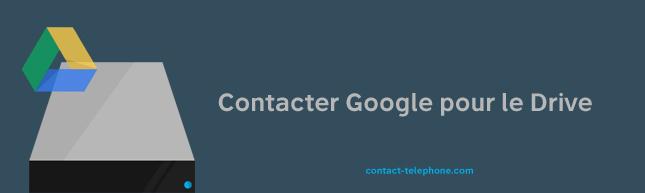 Contacter Google Drive