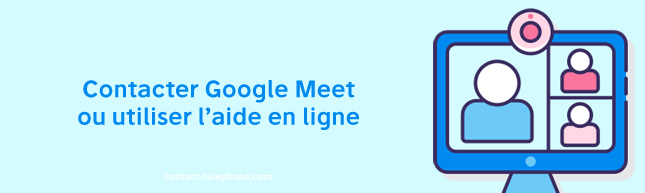 Contacter Google Meet