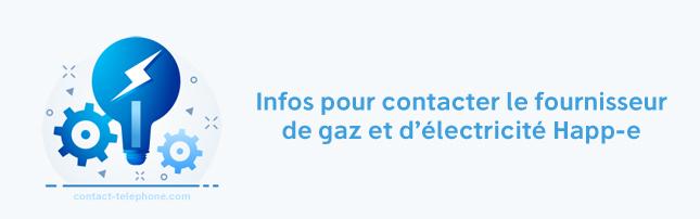 Contacter Happ-e (Engie)