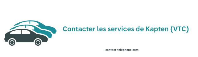 Contacter Kapten VTC