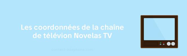 Contacter Novelas TV