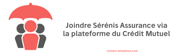 Contacter Serenis Credit Mutuel