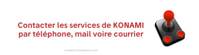 Konami Contact