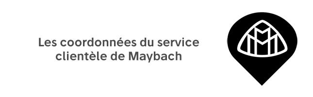 Contact Maybach