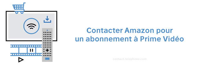 Contacter Amazon Prime Video