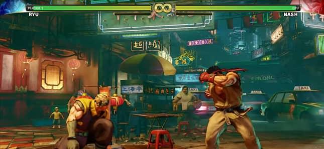 Contacter Capcom