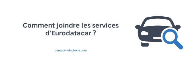 Contacter Eurodatacar