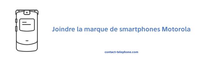 Contacter Motorola