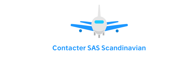 Contacter SAS Scandinavian