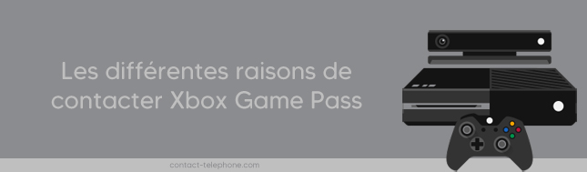 Contacter Xbox Game Pass