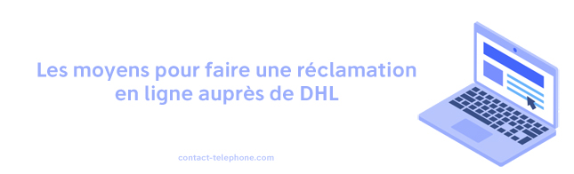 DHL Contact reclamation