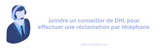 DHL Numero de telephone