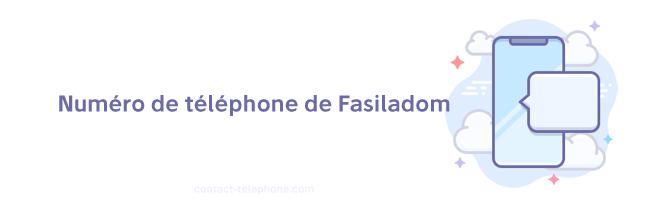 Fasiladom numero de telephone