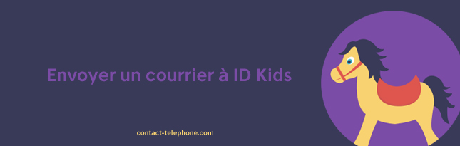 Numero adresse ID Kids
