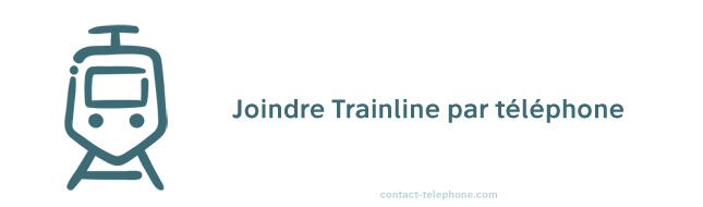 Numero de telephone Trainline