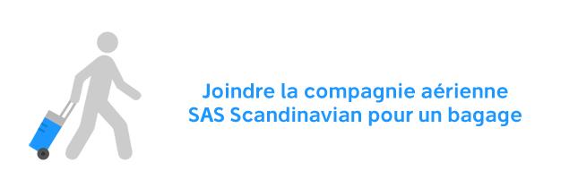 SAS Scandinavian Contact bagage
