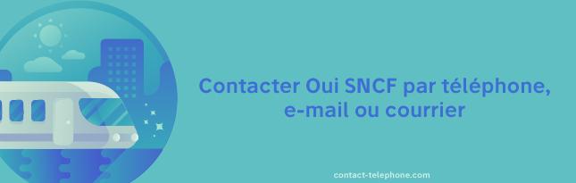 Telephone Oui SNCF
