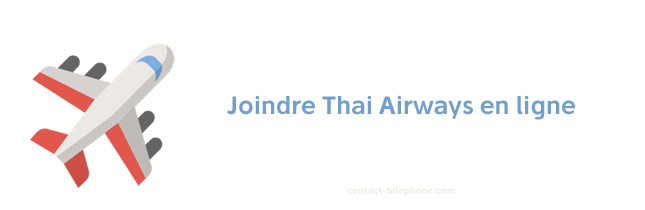 Thai Airways adresse mail