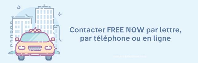 Adresse, numero Free Now