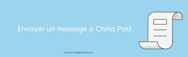 Adresse telephone China Post