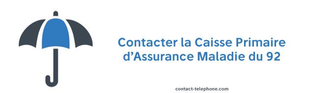 Contacter CPAM Hauts de Seine