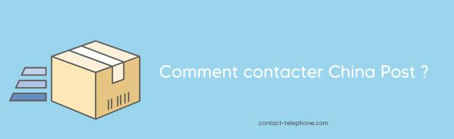 Contacter China Post