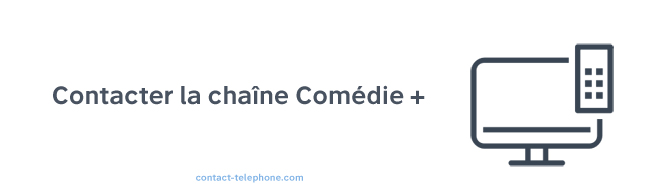 Contacter Comedie plus