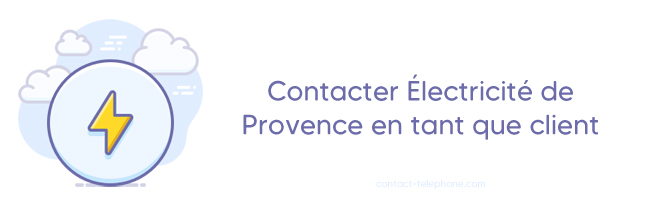 Contacter Electricite de Provence
