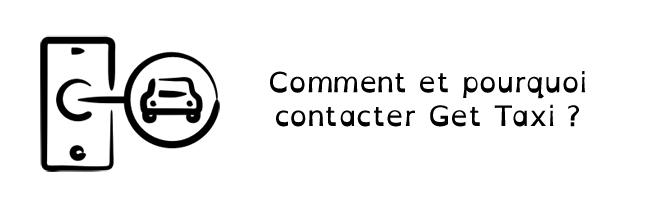 Contacter Get Taxi