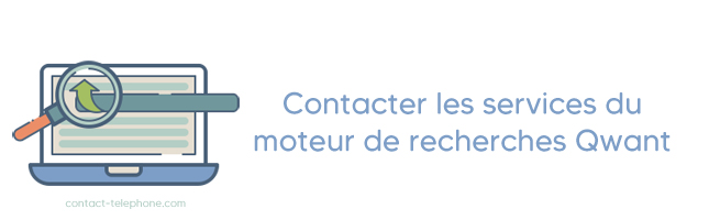 Contacter Qwant
