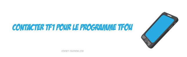 Contacter TF1 pour TFOU