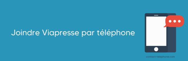 Viapresse numero de telephone
