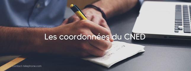CNED adresse telephone et mail