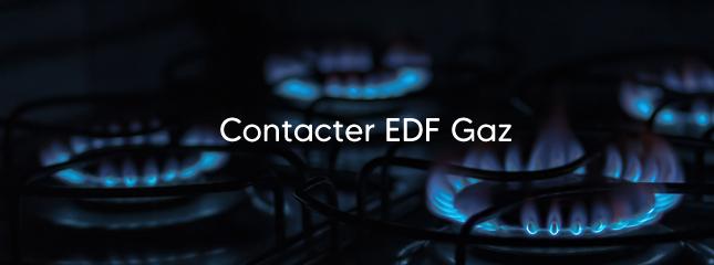 Contacter EDF Gaz