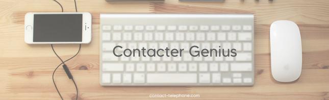 Contacter Genius