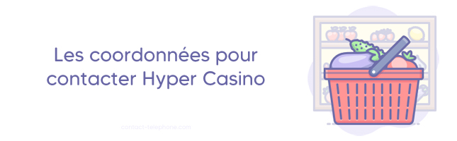 Contacter Hyper Casino