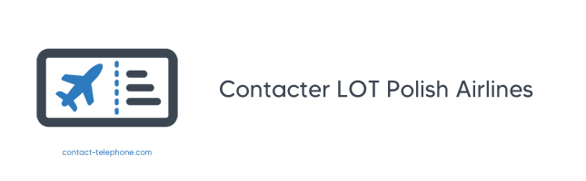 Contacter LOT Polish Airlines