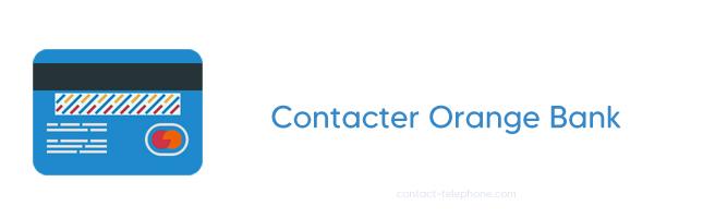 Contacter Orange Bank