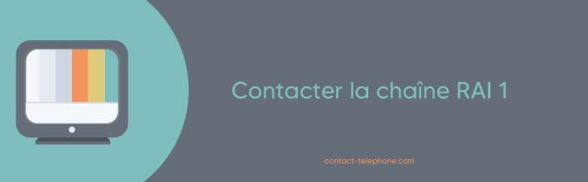 Contacter Rai 1