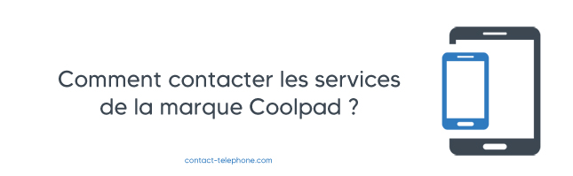 Coolpad contact
